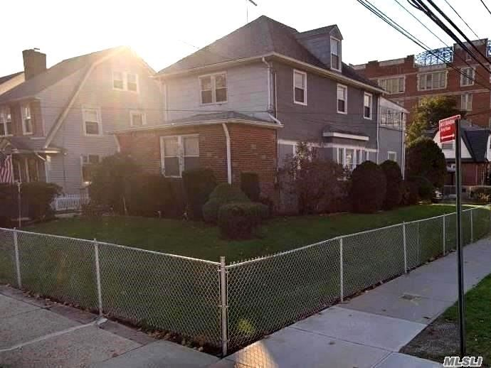 Apartment On Second Floor In Two Family House With A Private Entrance . Windows Galore! Warm Winters And Cool Summers. Includes A Sun-Room That Allows Small Furniture. Stand Up Attic Is For Storage Use Only. P.S. 107. Subject To Income And Credit Verification Prior To Scheduling Showings.
