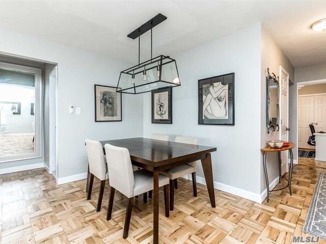 Beautiful 2 Br, 1 Bath At Silver Towers. Spectacular 18th Floor View, . Entry Hall With Custom Mudroom Entry Closet, Large Living Room & Dining Area. King-Sized Master Bedroom W/ Walk-In Closet & Custom Closet System. Twin Sized Second Bedroom W/ Double Closet. Spacious Renovated Bathroom W/ Rain-Head Shower. Renovated Kitchen With Granite Counters, Stainless Steel Appliances And A Window For Sunlight And Ventilation. Building Offers Laundry On Every Floor, Gym, Doorman. Near Trans & Shopping