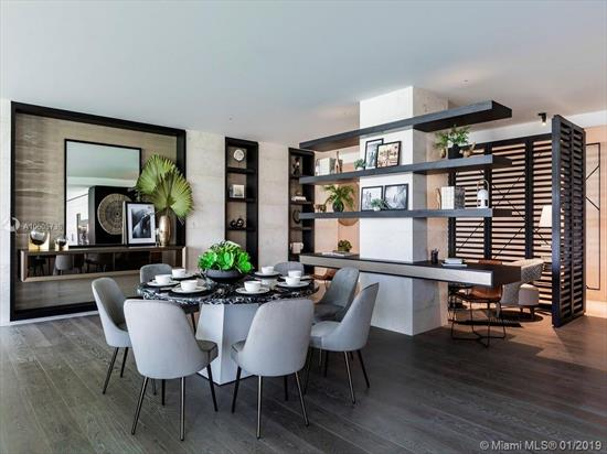 Beach House Luxe ~ Waterfront Luxury W/Refined Design By Antrobus + Ramirez!!! Floor-Through C East Open Floorplan W/Palette Of Materials & Colors From Award-Winning Design Duo Also Responsible For Lobby Level Amenities Which Evoke Tropical Surroundings & Relaxed Lifestyle Of Fisher Island. Turnkey 8Th Floor Residence Is Move-In Ready W/4 Bedrooms & 4 Bathrooms + Powder. 4, 956 Sf Interiors + 900 Sf Terraces. Direct Ocean View From Living Room + Vistas Of S. Pointe Park, Biscayne Bay, Downtown Miami & Fisher Island. Private Elevator Entry. Perfect For Families W/Curated Children'S Bedroom+Bathroom. Chef'S Kitchen By Boffi W/Gaggenau +Subzero Appliances. Statuaria Bookmatched Marble Master Bath W/Dornbracht+Duravit Fixtures. New Construction. Fisher Island'S Only Full Service Building.