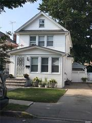 .Well Maintained 1- Family House In The Heart Of Queens Village, Large Kitchen with Additional room with eating area. Hardwood Floors, Full Finished Basement, Boiler and Hot water Tank 4 years old, Rear Porch. Quiet Neighborhood. Minutes Away From Public Transportation. Q-1 Bus To 165 Street (Terminal), Q-27 Bus To Flushing, Q-88 Bus To Queens Mall, Minutes away from LIRR Queens Village stop, Cross Island Parkway, Grand Central Parkway, Shopping and much more.