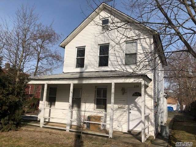 Whole House Rental. Large Master Bedroom Could Be Divided Into Two Rooms. Additional Room On First Floor. Washer Dryer In Basement. New Kitchen. Never Been Used. Updated Bathrooms.