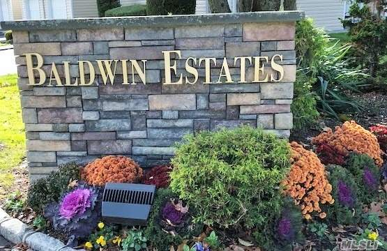 Mint Condition Ground Level Unit With Massive Living Room. Master Bedroom Has Full Bath An Walk In Closet. Desirable Baldwin Estates Co-Operative. New Heating System. Updated Kitchen. Great Cornoer Location And Private Deck.