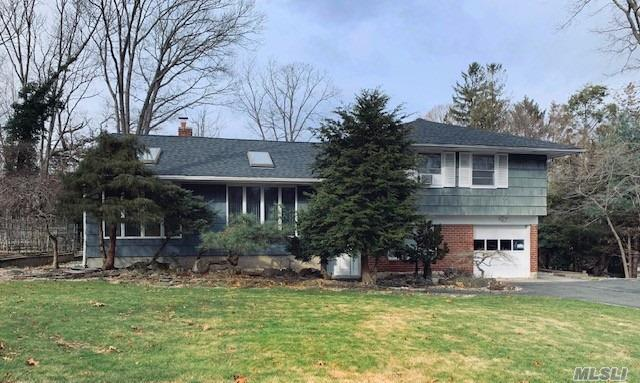 Great Opportunity In The Harbor Hills Community Of Port Jefferson. Some Updates: Roof 2Yrs, Dw New, W/D 1 Yr. Hardwood Floors. Garage Used As Storage Room. Spacious Home With Lots Of Potential. Minutes To Country Club Golf Course, Tennis And Private Beach. Port Jefferson School District And All Pjv Amenities.