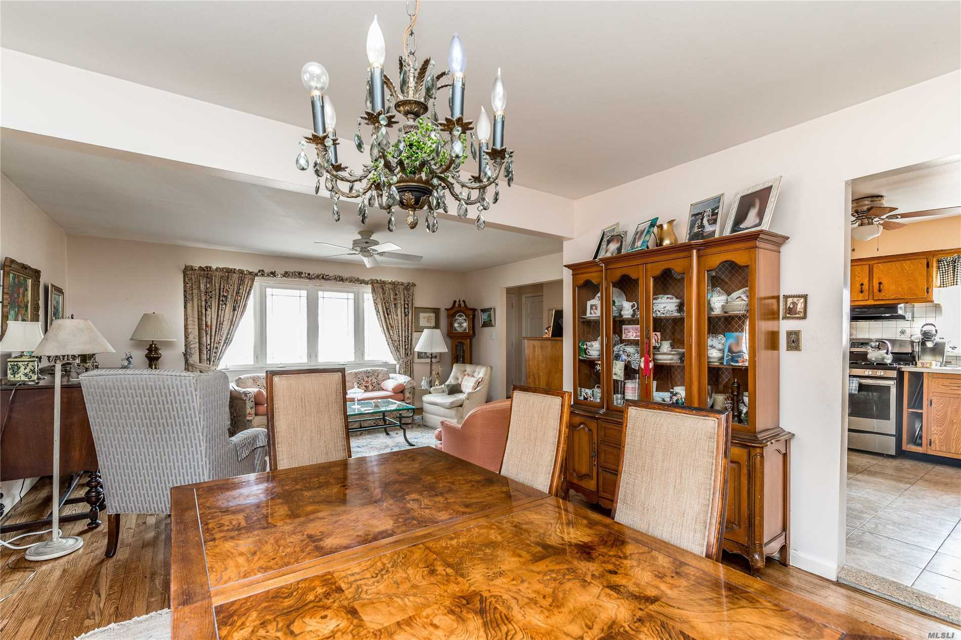 Move Right Into This Stunning 3Br Hi Ranch In The Heart Of Bayside Featuring Updated Kitchen, Renovated Bathrooms, Gleaming Hardwood Floors, Updated Windows, 2 Car Garage, Private Driveway, Full Finished Basement And Beautifully Manicured Private Yard. Blocks To Lirr And Bell Blvd!