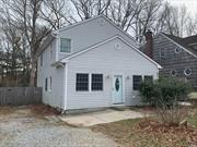 Inline Colonial. 1st Fl. Entrance Hall, Large Livingroom, Eat In Kitchen, Foraml Diningroom, Full Bath, Laundry Area. 2nd Fl. 3 Bedrooms, Full Bath. Located On Level Lot And Quiet Street. Close To Port Jefferson Village, Transportation L.I.R.R., Port Jeff Ferry, Shopping, Town Parks And Marina