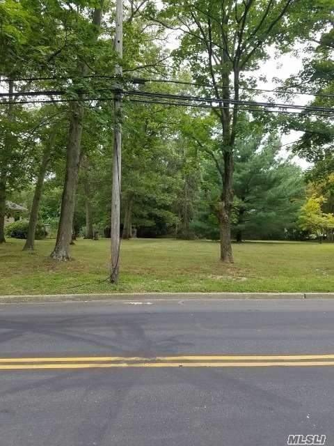 Flag Lot Piece On Gibbs Pond. Wooded With 34.40 Frontage. Seller Will Sell Subject To Building Permit.Located Between #56 And #50 Gibbs Pond Rd., , Nesconset. Smithtown Bypass To Gibbs Pond Rd.