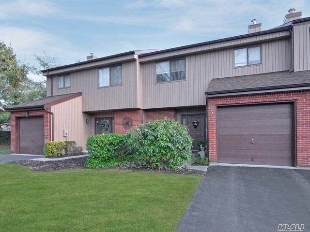 Beautiful 2 Br 2.5 Bath Condo Perfectly Located With Stunning Pond Views! Updated Kitchen With Granite Counters. Master Suite With Updated Bath & Walk In Closet. Updated Heating System & Cac. 1 Car Garage. Taxes With Star $7455 Hoa Fee $400 A Month Till 2023 Then $330.