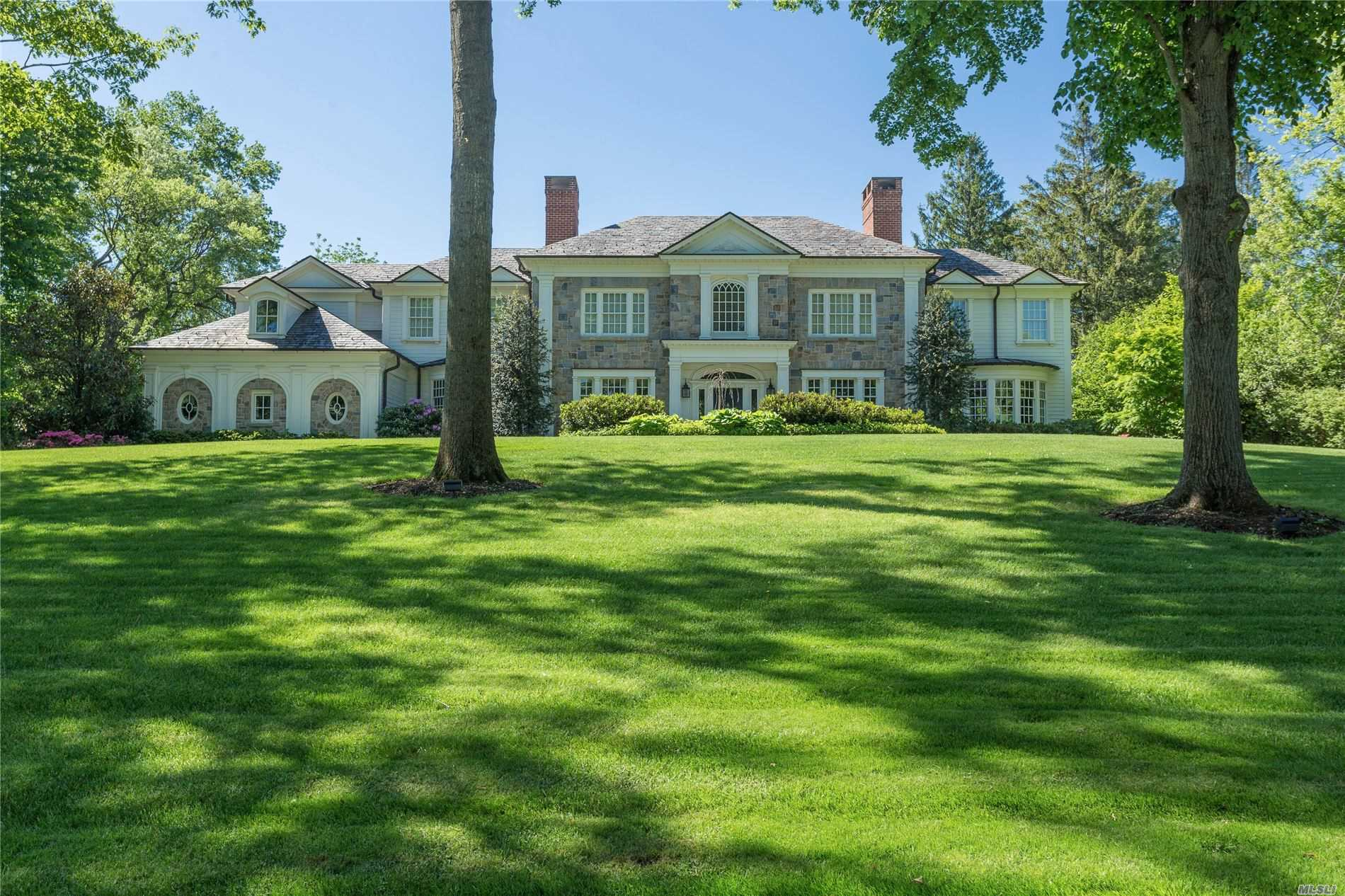 One Of The Timeless & Elegant Properties Designed By John Kean Of Kean Development Is This Grand 5 Bedroom Stone Masterpiece On Over An Acre Of Beautiful Park Like Property & Lush Gardens. Offering Over 5700 St Ft Of Luxury Living With Classic & Stunning Architectural Elements, Intricate Mill Work & The Finest Bespoke Cabinetry & Finishes Through Out Each Of The Grand Entertaining Rooms Of This State Of The Art Home Make This A Truly Rare Opportunity For The Discerning Buyer.