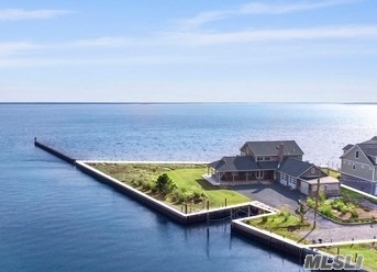 A Private And Serene Waterfront Escape! Beautifully Renovated Is 2002. This Turnkey Cedar 3400Sf Home Offers Panoramic Sea & Sky Bay Views With A Wonderful Layout! There Is 450' Of Bulk-Heading, Deep Water Dock For Your Boat, And Room For Pool. 15 Minutes West Of The Hamptons And 65 Miles East Of Manhattan Makes It Ideal For A Year Round Or Weekend Home.
