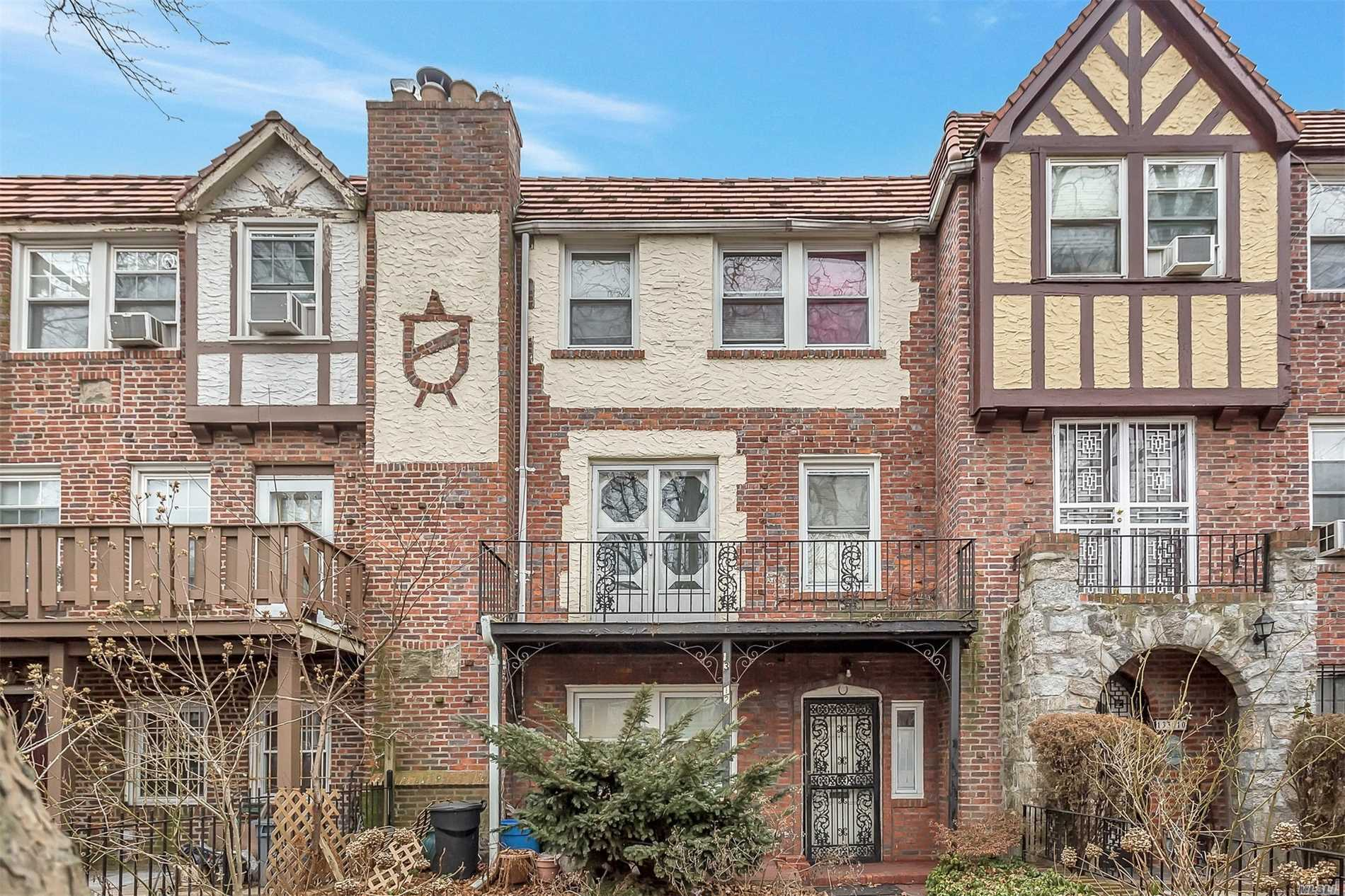 All Brick Tudor In Prime Location In Laurelton!!Convenient To Transportation, Parkway, Parks And Shopping!!! Ready For Your Own Personal Touch! Hardwood Floors, Eat In Kitchen, Formal Dr & Lr!
