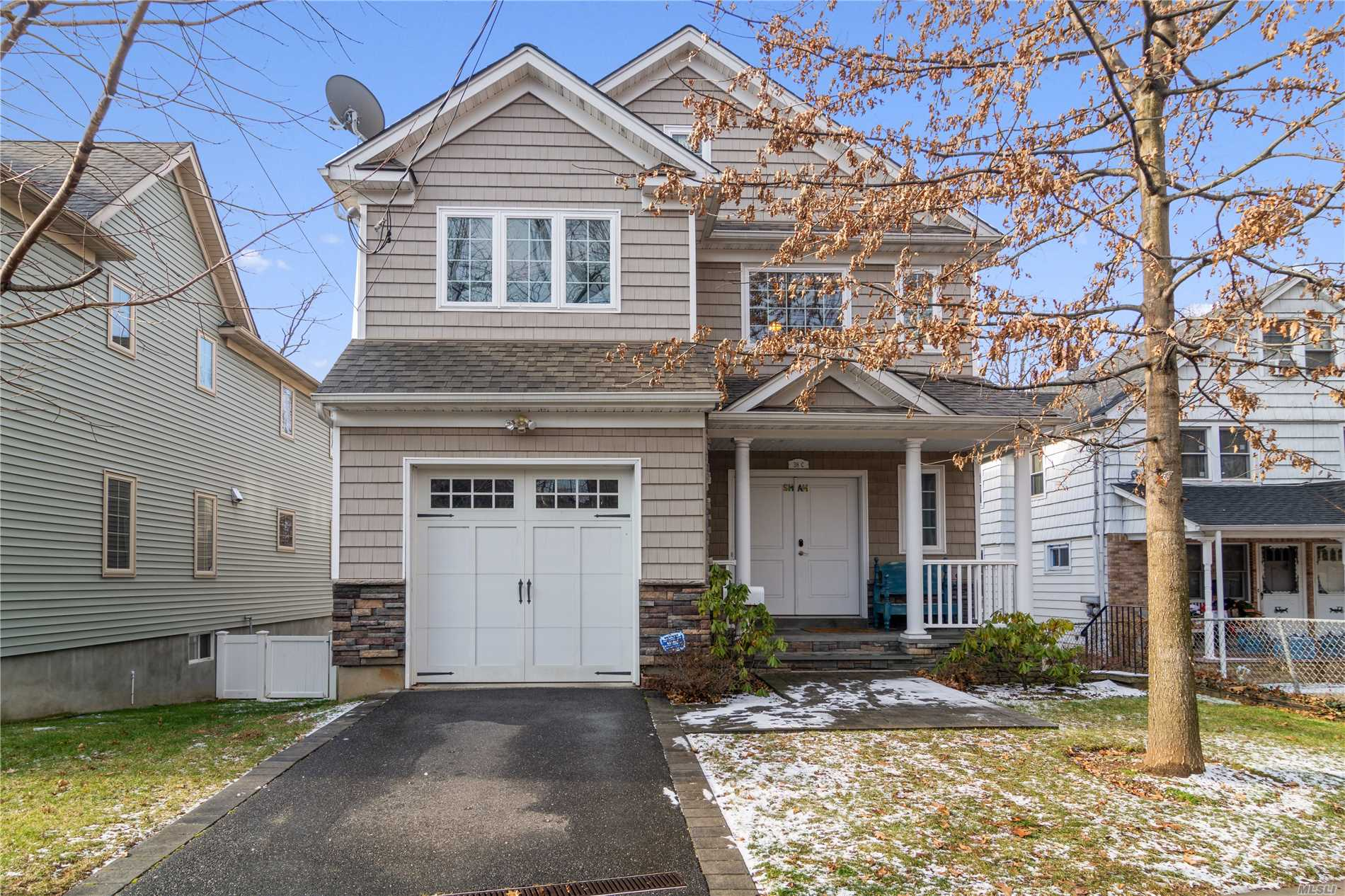 Just Like New, 8 Years Young Open Concept Colonial. This 4 Bedroom, 2.5 Bath Newly Constructed Home Features Sparkling, Top-Of-The-Line Eat-In Kitchen/Great Room, Living Room, Dining Room, Wood Floors Throughout. Private Property. Great Value!