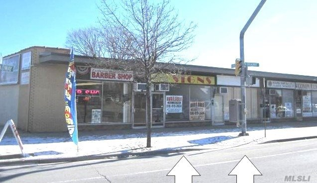 Two Adjacent Stores Available In A 6 Store Strip Center, Offered At $1, 400 Each,  With Rear Parking. Stores Are 700Sf And 700Sf For A Total Of 1, 400Sf.