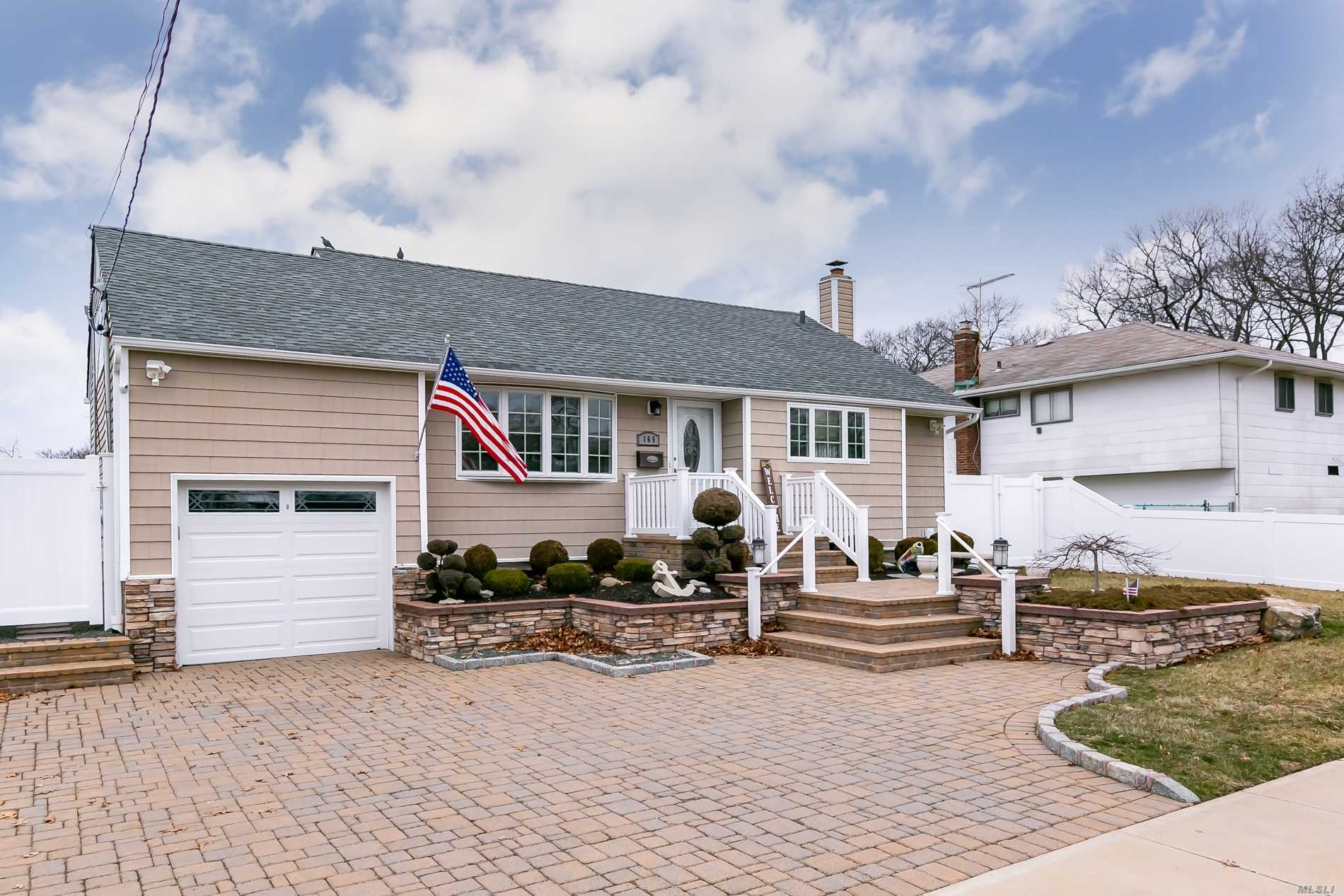 Beautifully Updated And Meticulously Maintained Ranch In Woodward Pkwy School. This House Has Everything You Can Ask For, Large Eat In Kitchen, Hardwood Floors, Cac, Igs, Upgraded Electric, Solar Panels, Beautiful Pavers With An Extra Wide Driveway And A Large Backyard Which Is Perfect For Entertaining.