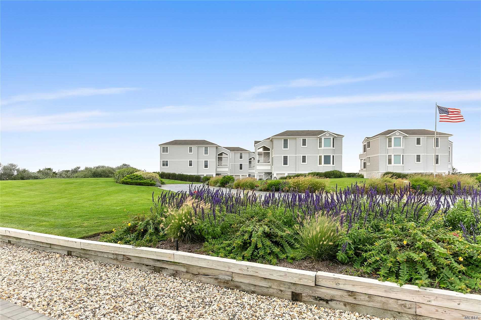 Set On 4.5 Acres Of Manicured Land In Westhampton's Highly Desired Hampton Court And Marina, This 3 Bed, 2.5 Bath Unit Features Bay Views From The Great Room, Kitchen, And Deck. Included With The Unit Is A Carport, Boat Slip, And Access To The Ocean. The Complex, Consisting Of Only 14 Units, Also Offers Shared Har-Tru Tennis Courts, Pickle Ball Courts, A Heated, Gunite Bayside Pool, And A Completely Renovated Club House Replete With A Full Kitchen, Sitting Area, And Gym.