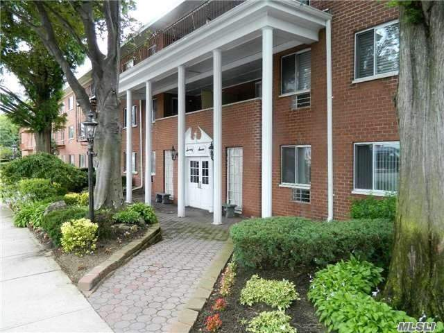 Rental In A Co-Op Building. Apt In Very Nice Condition! New Carpet Throughout. Kitchen & Bathroom Updated. 2nd Floor In Elevator Building. Washer & Dryer On The Floor. 1 Car Parking Included In Rental Fee No Additional Cost. Water, Heat & Gas Included. Electric & Cable Paid By Tenant. Electric Is Very Reasonable Rvc Electric. Close To The Heart Of Rockville Centre. Liir 35 Minute Commute To Nyc.