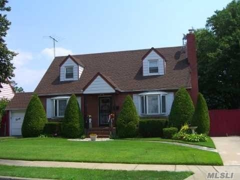 Wideline Cape, Features 2 Br, Full Bath, Living Room/ Dining And Kitchen On First Floor, Two Br And Half Bath On 2nd Fl With A Full Finished Basement With Gas Furnace, Laundry !