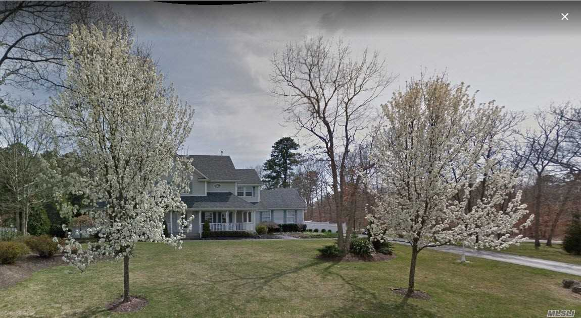 This Is Your Opportunity To Purchase In Desirable Island Estates @ Shoreham! Over 3000 Sq Ft In This Custom Foxwood Model. Charming Wrap Around Front Porch Leads To Two Story Foyer. Gorgeous Wood Flooring Throughout First Floor, Elegant Column Entry To Formal Living Rm. Kitchen, Lots Of Cabinetry & Counter Space. Office Set Up On First Floor. Dual Staircase To 2nd Flr. Double Door Entry To Master Ste/2 Walk-In Closets, Large Bath. Southern Facing Rear Yard, Pvc Fencing, Ig Pool, Deck & Patio.