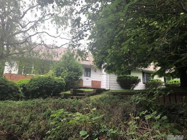 Great Opportunity In aGreat Neighborhood! Large Home Features Newer Burner - Updated Electric, Large Finished Basement with 6 rooms. Brick Fireplace in Den and also in the Bsmt living room. Plenty of room for everybody.This home offers Endless Potential. Above ground pool is a gift.