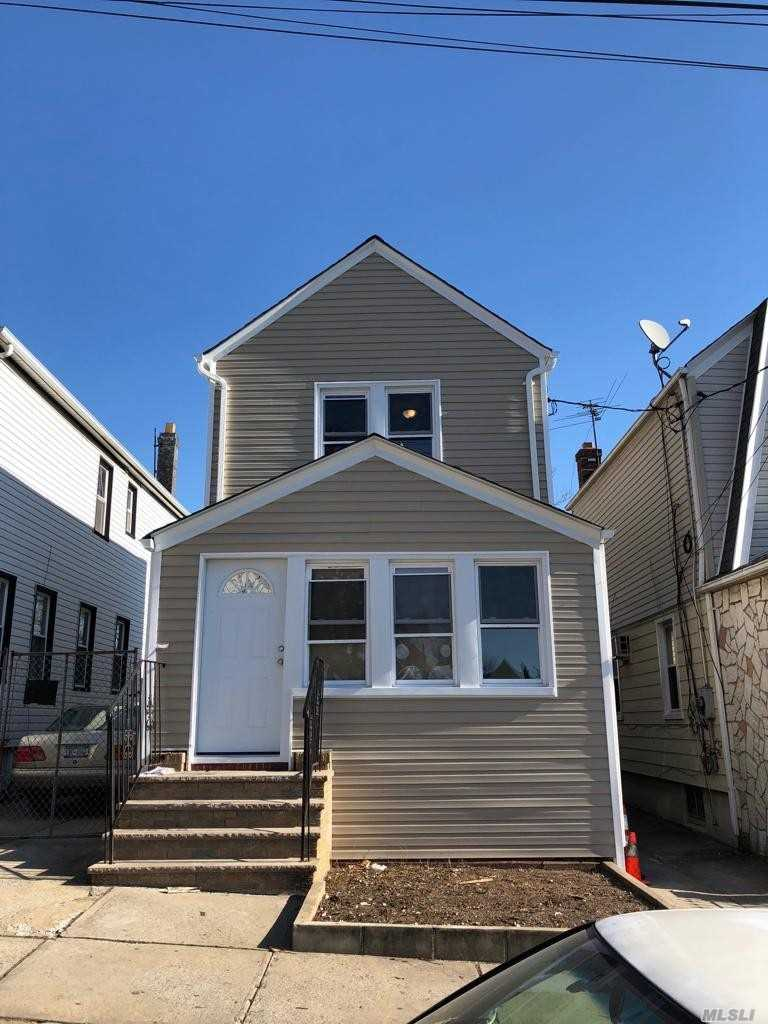 One Family, Totally Renovated At Very Convenient Location.