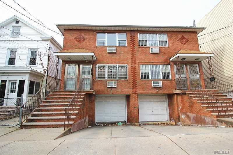 Younger Semi-Attached 2 Family C Block And Brick House. 3 Bedrooms 2 Bathrooms Over 3 Bedrooms 2 Bathrooms. 25 School District With P.S. 29 And Jhs 185. Possible Walk To Flushing. Nearby College Point Blvd, Closed To Shopping Stores. 2-3 Blocks To Q65/Q20A/Q25 Bus And Connect To Flushing Subway Station And Long Island Railroad Station.