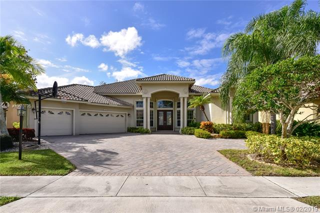 Amazing Lakefront House In Gated Boca Falls. This 5 Bedroom Home Has New Hurricane Shutters, Marble Throughout, Renovated Bathrooms And Kitchen, A 3 Car Garage And A Bathroom That Services The Pool. Beautiful Swimming Pool By The Lake, With A Built In Barbeque, Children+Ógé¼Gäós Safety Fence, Playground Area And A Putting Green. One Of Very Few Houses That Has An Automated Pest Control System Covering The Outside Patio Area. The Clubhouse Offers A Gym,  Six Tennis Courts, A Party Room, Adult And Kids Pools, A Playground And Basketball Court. Furniture Could Be Available For Sale.<Br />This House Is A Must See!!!
