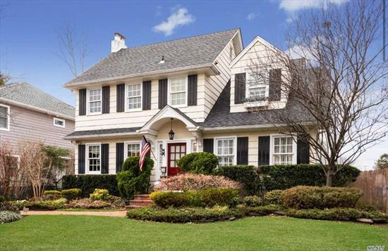 Fully Updated Gem On Overside Property Located In Old Woodmere. Has All The Qualities & Detailing Of A Restored Country Home With All Of The Comforts.Features 4 Full Bedrooms And 3 Full Bathrooms.Marvin And Andersen Windows Throughout .Homeowner Pride With Some Unique Finishes.Custom Closets Galore Throughout The House. 70X 120 Lot With Low Taxes.Sd#14. Close To All!