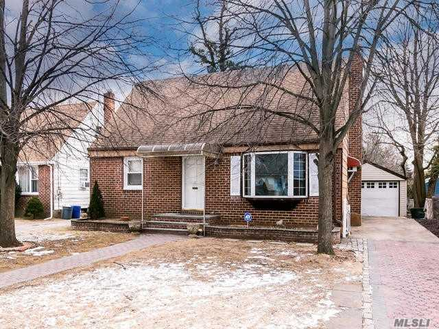Great House, Deceiving From Outside. Lots Of Updates,  House With Lowest Taxes In Valley Stream.