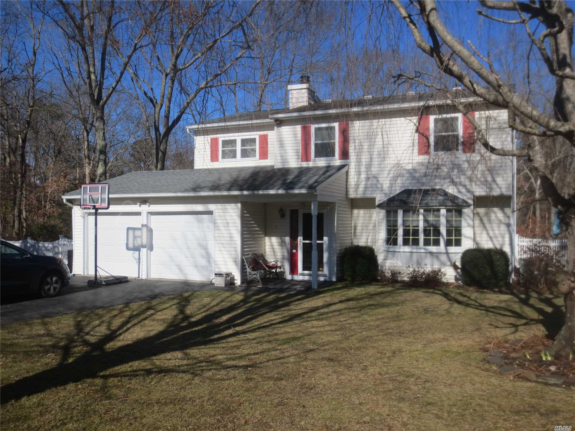 Spacious Bright Colonial On Private Property Just Under An Acre. Lots Of Updates. Great Location.