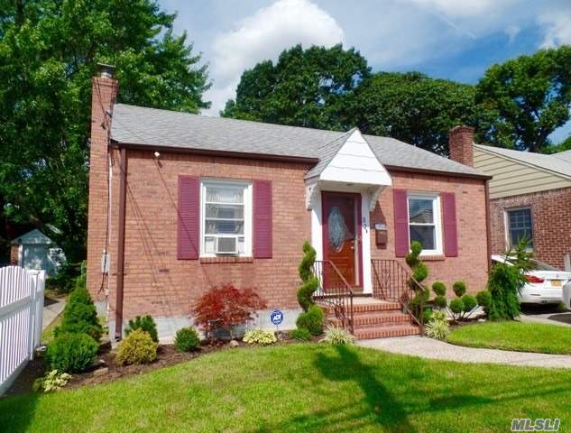 Beautiful Single Fam House In Very Quiet Neighborhood. Wooden Floors Throughout The House. Great Ambiance And Cozy. Living/Dinning Combo With 2 Br And 2 Bath. Kitchen Has Gorgeous Granite Top W/Stainless Steel Appliances. Full Finished Basement & Separate Laundry Room. One Car Garage With Long Driveway. Big Backyard, Perfect For Entertainment And Play Area. ***Terrific Starter Home For Starting A Family Or For Those That Just Want To Downsidze. Very Affordable.. Low Taxes! Just Move Right In!