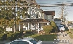 2 Family House-(1900 Square Feet). Vacant. (1st Floor +2nd Floor+Bsmt Vacant)..2 Separate Gas And Electric Meters All Information Deemed Reliable, Not Guaranteed. Buyer To Verify All Property Information.