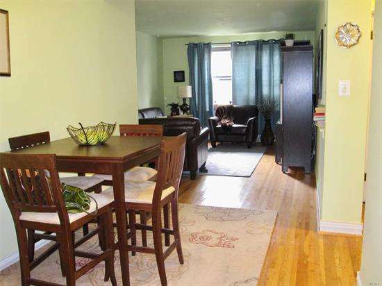 One Bedroom On A Fifth Floor Featuring Updated Kitchen Hardwood Floors And Bathroom