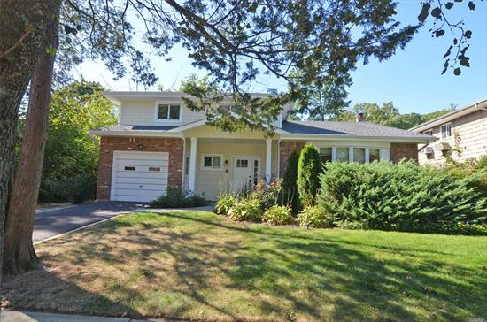 Beautifully Renovated Colonial Set In Prime Soundview Neighborhood.  High End Eik And Baths. Wonderfully Large Backyard.