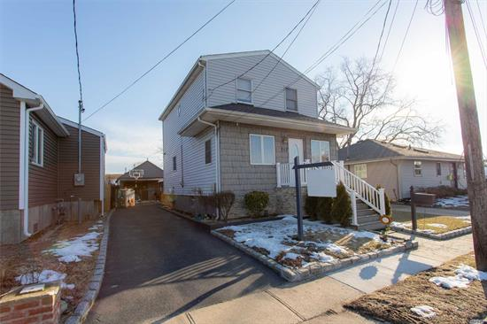 Beautiful Colonial On Quiet Dead End Street South Of Montauk No Damage From Sandy. Nicely Updated 4 Large Bedrooms, Waterviews From The Bedrooms And Backyard.This Is A Must See, Perfect Family Home!