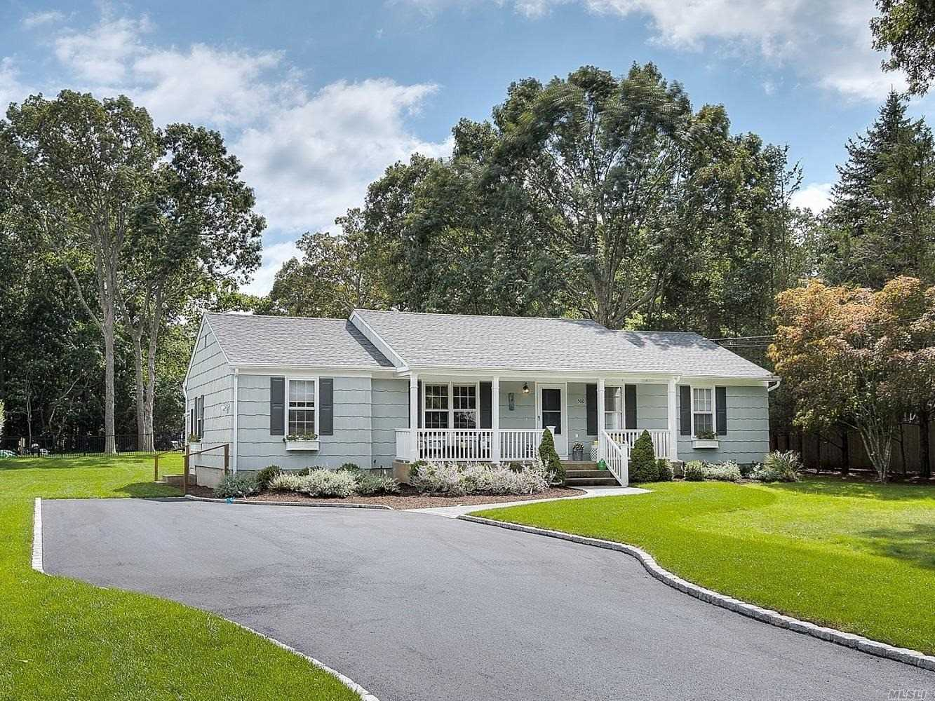 Fantastic Location In Mattituck! Charming Ranch Near The Bay Has Had Many Recent Updates, Including A Heated In-Ground Pool, Beautifully Landscaped Grounds, Slate Patio, Outdoor Shower, Stainless Appliances In The Kitchen, Cac, Gas-Heat And A New Driveway. Bright And Open Kitchen With Sliders Leading To Your Very Own Backyard Paradise.