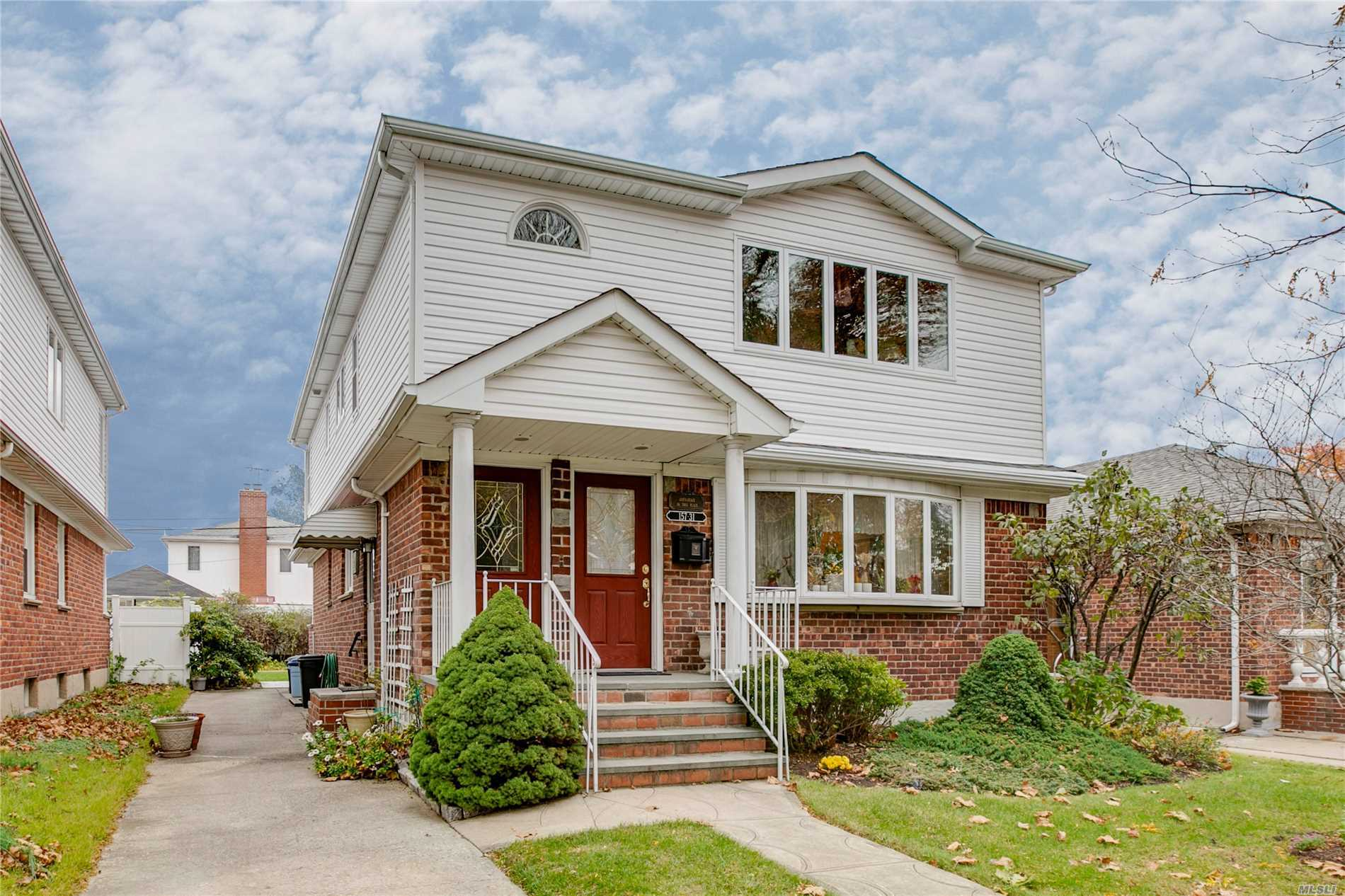 Meticulously Maintained And Updated This Detached 2 Family Home Is Located On A Quiet Residential Tree Lined Street. 2nd Floor Was Added In 2007 Each Apartment Has Living Room, Formal Dining Room, Eat In Kitchen, 3 Bedrooms And Full Bath. Full Finished Basement Used As Office And Family Room. It Is Conveniently Located Close To Schools, Shopping, Buses, Highways And Bridges.