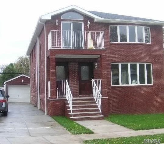 Spacious Mint Condition 3 Bedroom And 3 Bath Apartment For Rent. Included Basement And Parking 1/2 Block To P.S. 213 And Very Close To Jhs. 74 And Cardozo H.S. School District 26.
