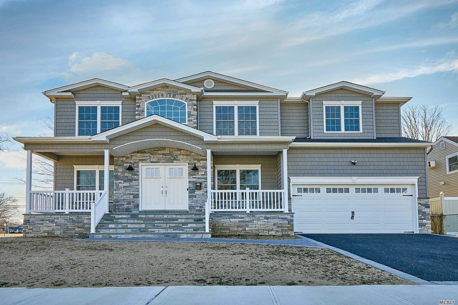 Brand New C-Hall Colonial Being Built On Big Prop On Private Cul-De-Sac Within 1st-Class Manetto Hills Area. *90% Complete!* Pics Are Of Similar Model Home By Same Reputable Bldr Of 25+ Years/350+ Houses. Home Boasts 3300 Total Sq Ft Of Open Floor Plan (+Bsmt) Expertly Designed & Finished W/The Utmost Quality Of Craftsmanship. Designer Baths, Custom Eat-In-Kit W/Granite Ctops+Prof Appls, Stunning Master Suite, Pella Wdws, Intricate Trimwork & Details, 1st Flr Bdrm/Office & F-Bath, 2-Car Gar, +More!