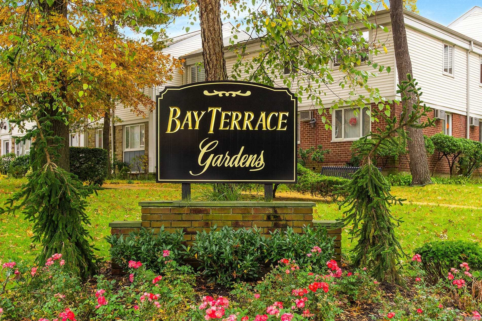 1st Floor Corner Apartment, 3 Bedrooms, 2 Full Baths, Wood Floors, Needs Tlc, Maintenance Of $954.36 Includes Fees For 3 A/C, Dishwasher, Heat And Electric. 1 Parking Space Fee Is $18. Washer And Dryer Allowed With Permit And Approval From Coop. Close To Schools, Shopping And Transportation.