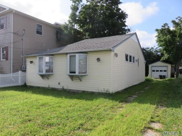 Come Check Out This 2 Bedroom Cottage With Detached Garage Located On A Nice Quiet Cul-De-Sac. This One Is Ready To Move Into As The Kitchen And Bathroom Were Updated A Few Years Ago. Property Was Built Prior To 1978 And Lead Based Paint May Potentially Exist. This Property May Qualify For Seller Financing (Vendee).