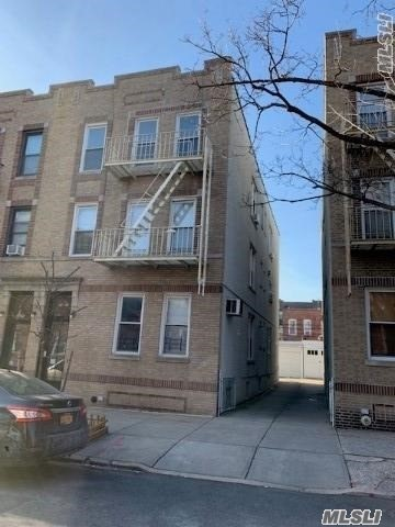 Multifamily Property For Sale.Building Class Six Families (C2) Building Sqft 3, 660 Residential Excellent , Building Is Well Maintained, 3 Car Garages , Security Cameras, New Boiler , Location Close To Shops & Restaurants, Banks, Gyms,