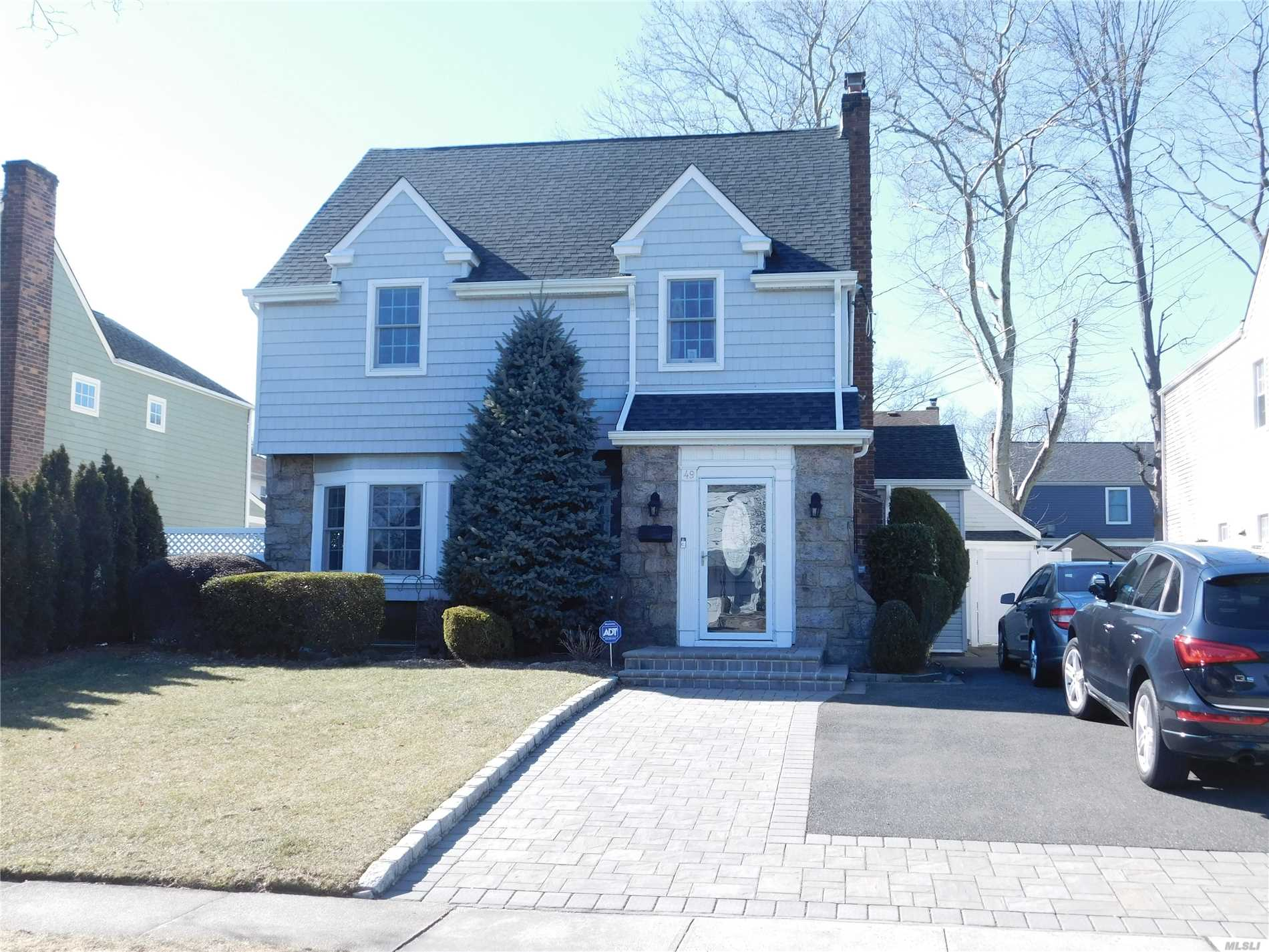 Large 2-Story Extension Added 5 Years Ago Including A New Quartz Eik, Den, 1/2 Bth, Office & Mbr Suite. Refinished Hdwd Floors, Newly Painted, Radiant Floors In Eik & 2 Baths. New Leaders/Gutters/Siding/Windows (5Years).Upgraded Igs System, New Security & Smoke Alarm, New Stoop & Driveway. New Generator Hookup.