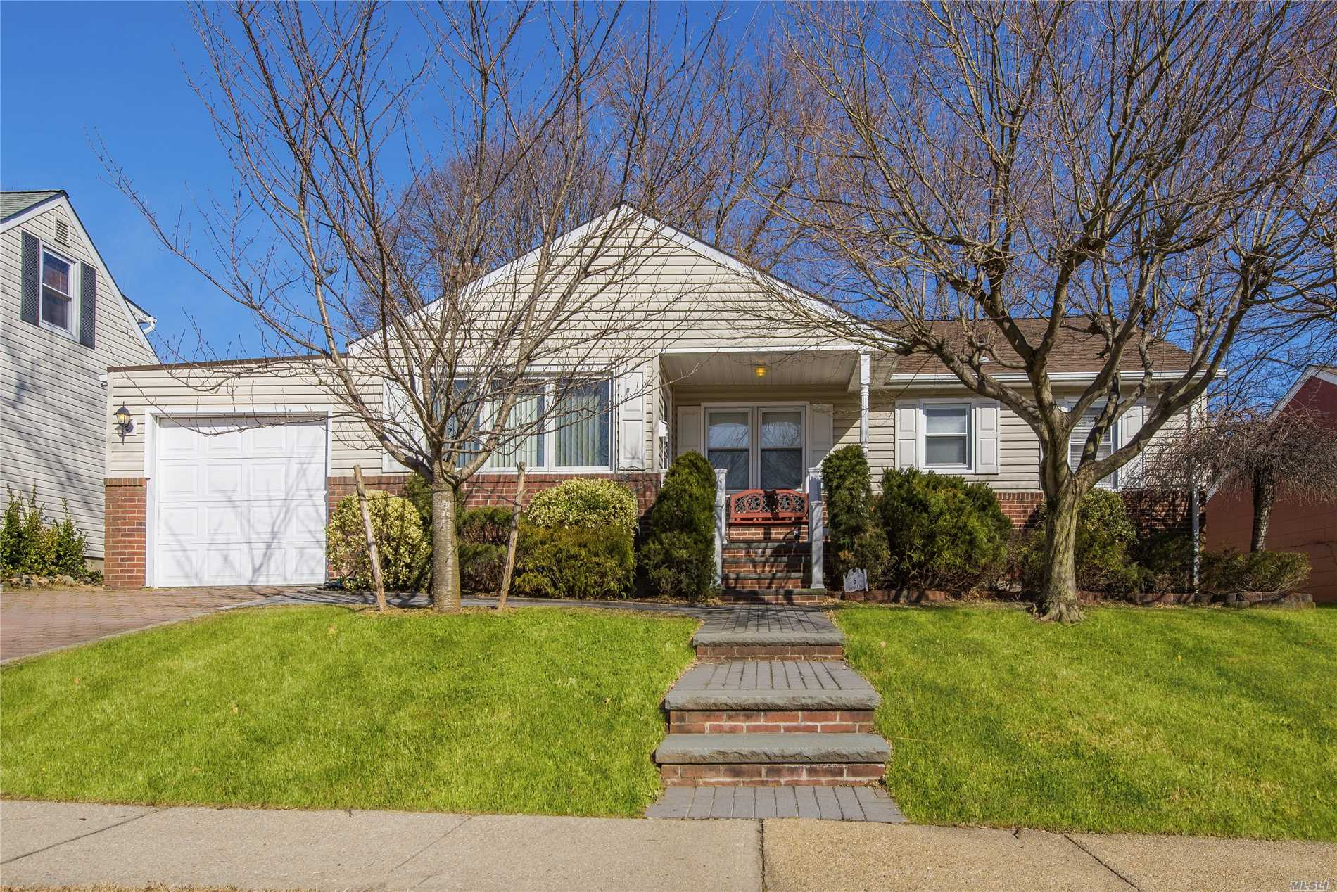 Immaculate Expanded Ranch- 3 To 4 Bedrooms, Hard Wood Floors Throughout- Solid Wood Doors, Room For Expanded Family