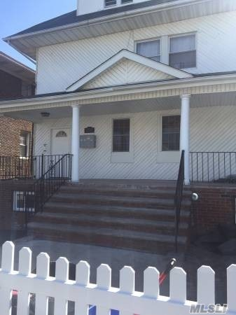 This Is A Shared 3 Bedroom Unit. Unit Has 1 Tenant Occupying Back Bedroom. Qualified Applicants Will Get 1 Large Bedroom In Front Of Unit With Additional Room For Office/Storage Space For $1100. 2 Bedrooms For The Price Of 1. Unit Is Newly Renovated, And Spacious. Very Quiet Block With A Train A 3 Minute Walk Away. 5 Minute Walk To Shopping And Restaurants. 2 Blocks Away From The Beach.