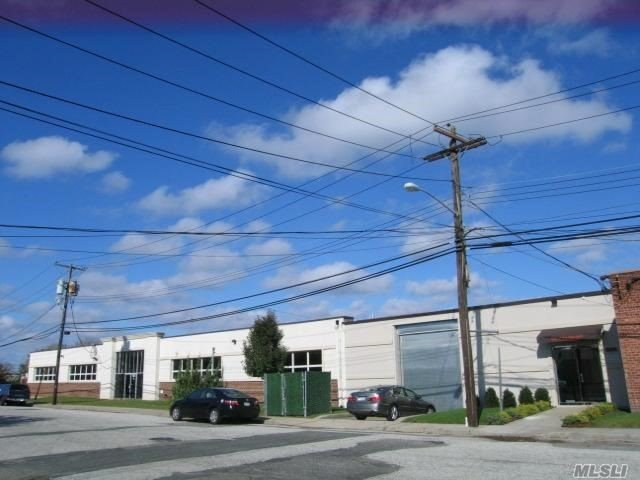 Renovated In 2015. 4 Warehouse Spaces With Loading Docks. Currently 3 Are Rented Out-1900, 5600, 7500. 5000 Avail. Two Drive In Doors In Front And Loading Dock And Fenced In Area In Rear.