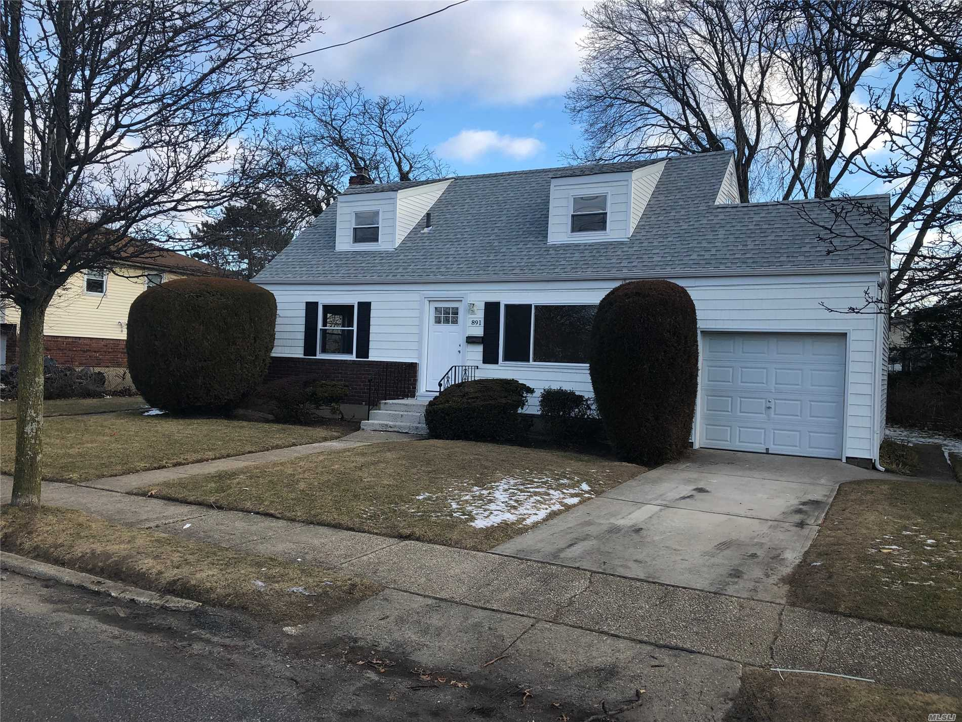 Great Home In Great Neighborhood. All Redone. Must See To Believe. Gas Stove. Call Today! Won't Last!