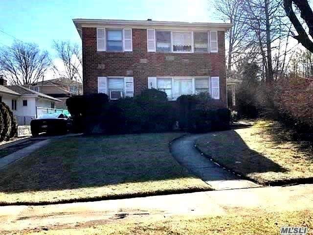 Rare Find All Brick 2 Fm. Detached Spacious , Great Investment With Lots Of Potential, Needs Tlc Convenient Location Easy Access To Transportation All Major Highways Buses Rr Close To Supermarkets And All Other Shopping Sd.# 26 . Ps 221 , Ms.67, Cardozo Hs.