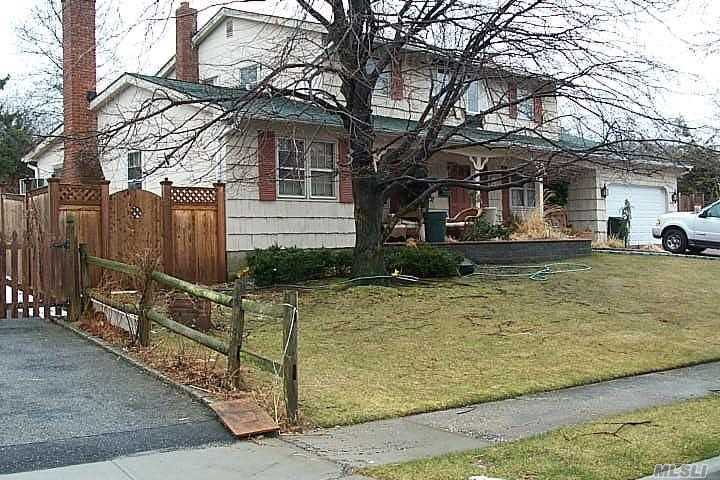 Great Neighborhood, Come Make This Colonial Your Own, Spacious Back Yard, Landscaped With Pool, 3 Bedrooms, 3 Bathes, Full Basement, 2 Car Garage And Wide Lined Streets.