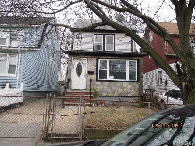 Spacious Detached Colonial, With Private Driveway Has Lots Of Potential, Convenient To All