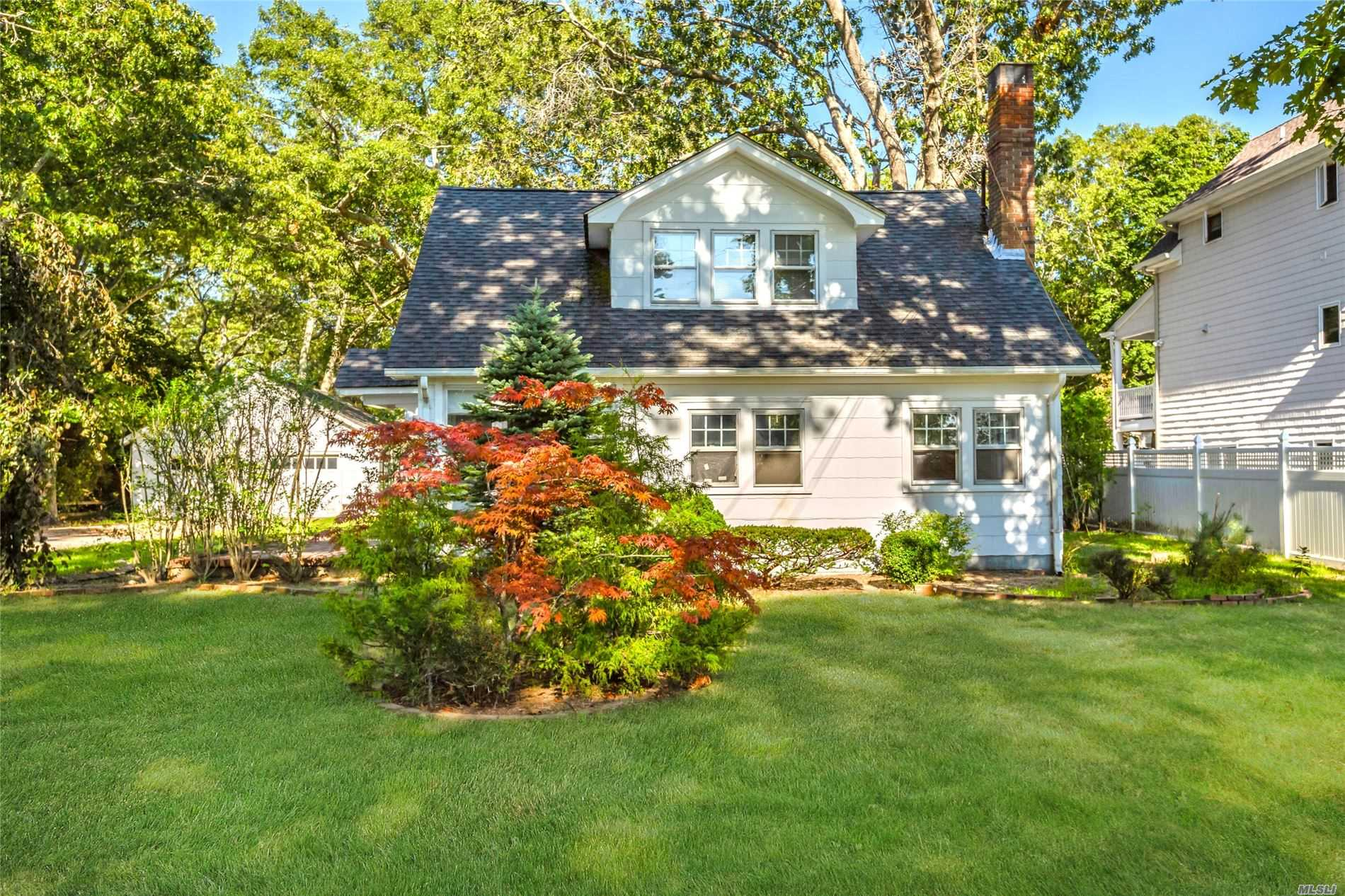 Classic Home In Beach Community. Here Is Your Opportunity To Make A House Your Own. Marina And Restaurant Down The Street. Close Proximity To Water And Community Beach. Convenient To All The North Fork Has To Offer. House Is Being Sold As Is.