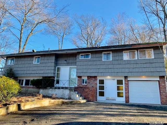 Completely Renovated Over Sized 3 Bedroom, 3 Bath Home W/Cac On 1/2 Acre . Harborfields Schools, Pets Allowed